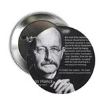 "Max Planck Quantum Theory 2.25"" Button (100 pack)"