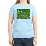 Irish Car Bomb Team Shamrock Women's Light T-Shirt