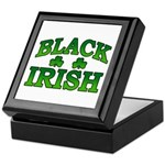 Once You go Irish You Never Go Back Keepsake Box