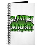 St. Patrick University School of Blarney Journal