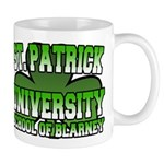 St. Patrick University School of Blarney Mug