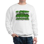 St. Patrick University Drinking Team Sweatshirt