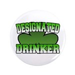 "Designated Drinker 3.5"" Button (100 pack)"