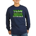Team St. Patrick Long Sleeve Dark T-Shirt