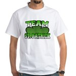 Team St. Patrick White T-Shirt