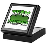 Team Leprechaun Keepsake Box