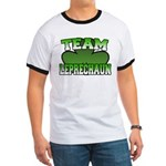 Team Leprechaun Ringer T