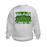 Team Patty Kids Sweatshirt
