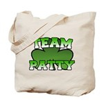 Team Patty Tote Bag