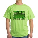Team Patty Green T-Shirt