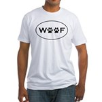 Woof Paws Fitted T-Shirt
