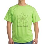 Eucharist Powered Green T-Shirt
