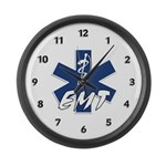 EMT Active Large Wall Clock