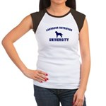 Lab University Women's Cap Sleeve T-Shirt