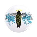 """Surf Angel: Tribe"" 3.5"" Button"