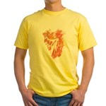 """Sonrise"" Yellow T-Shirt"