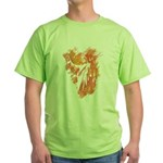 """Sonrise"" Green T-Shirt"