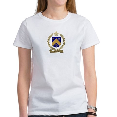 Lemieux Coat Of Arms. CafePress gt; T-shirts gt; LEMIEUX Family Tee. LEMIEUX Family Tee