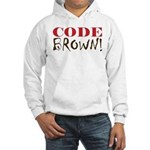 Code Brown! Hooded Sweatshirt