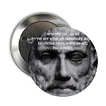 "Greek Philosophy: Aristotle 2.25"" Button (10 pack)"