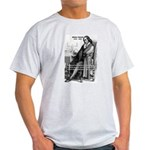 Mathematics: Blaise Pascal Ash Grey T-Shirt