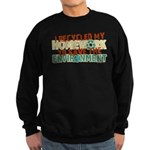 Recycled Homework Sweatshirt (dark)