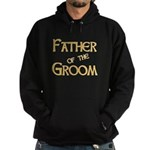 Sherbet Father of the Groom Hoodie (dark)