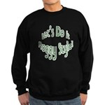 Do It Froggy Style Sweatshirt (dark)