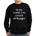 Level 40 Ranger Sweatshirt (dark)