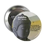 Eastern Philosophy: Buddha Button