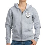 Betting On Alice Women's Zip Hoodie