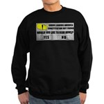 Error Loading America (RKBA) Sweatshirt (dark)