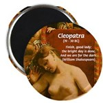 "Death of Cleopatra 2.25"" Magnet (100 pack)"