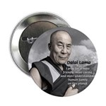 "The 14th Dalai Lama 2.25"" Button (10 pack)"