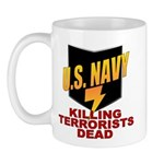 U.S. Navy Kills Terrorists Mug