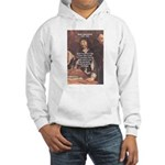 Philosopher: Rene Descartes Hooded Sweatshirt