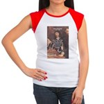 Philosopher: Rene Descartes Women's Cap Sleeve T-S