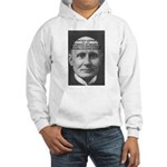 Philosopher: Alfred Whitehead Hooded Sweatshirt