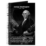President George Washington Journal