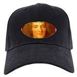 French Philosopher: Voltaire Black Cap