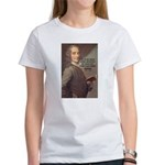 French Philosopher: Voltaire Women's T-Shirt