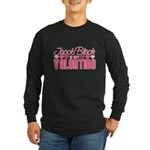 Jacob Twilight Valentine Long Sleeve Dark T-Shirt