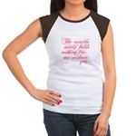 Twilight Valentine Women's Cap Sleeve T-Shirt