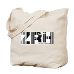 Zurich Airport Code Switzerland ZRH Tote Bag