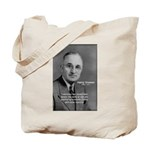 President Harry Truman Tote Bag