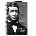 Philosophy / Nature: Thoreau Journal