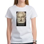 Greek Philosophy: Thales Women's T-Shirt