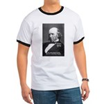 Evolutionist Herbert Spencer Ringer T