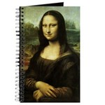 Da Vinci Mona Lisa Journal