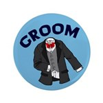 Groom Button (100 pack)